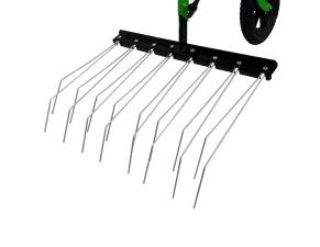 Ogräsharv till hjulhackan - Ogräsharv 60 cm