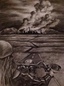 Born to ride... ...´til death do us part. -