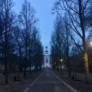 Historisk vandring S:t Lars 3/12.