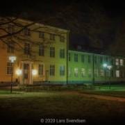 Historisk vandring på Vipeholms Sjukhus. 20210120