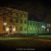 Historisk vandring på Vipeholms Sjukhus. 20210217