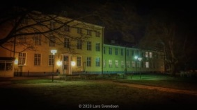 Historisk vandring på Vipeholms Sjukhus. 20210120 -