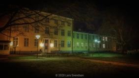 Historisk vandring på Vipeholms Sjukhus. 20211117 -