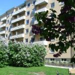 Föreningens innergård mot Erik Dahlbergsgatan