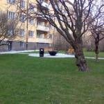 Föreningens innergård mot Skeppargatan