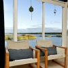 Vardagsrum i båthuset