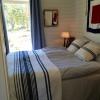 Marint sovrum med råspont och rosettventil