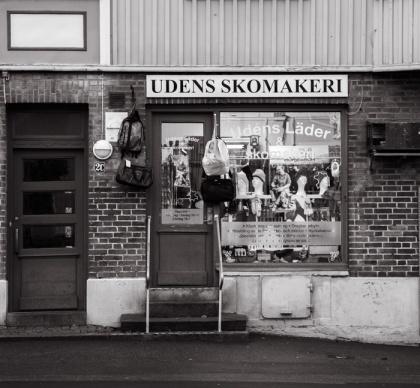 Skomakare i Göteborg