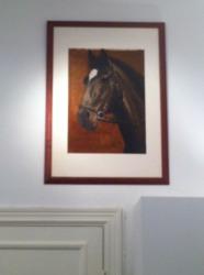 Här är den stora hästtavlan jag nämnde.