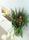 Några fina tulpaner + en akvarell målning av djurgården
