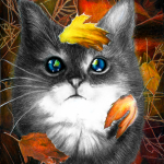Autumn Cat (kopia)