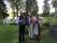 Halva Ad Hoc spelade på ett bröllop vid Rosendahls festgård 27 juni- 15