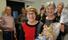 Gunnel avtackades och Birgitta Linder välkomnades som ny ordförande.