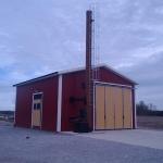 Slädene gård, 500kW