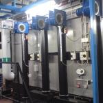 Fläktar till primär- & sekudärluft 1500kW