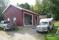 Här har vi byggt ett stort garage.