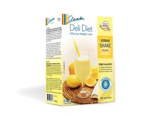 Slanka milkshake: Citrus - Citrus shake 6-pack
