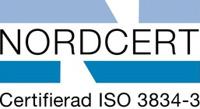 NORDCERT ISO 3834-3