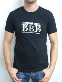 Brödernas svarta favorit t-shirt - Small
