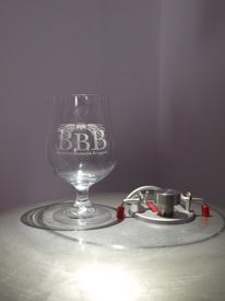 Brödernas bästa ölglas - Ett fint glas