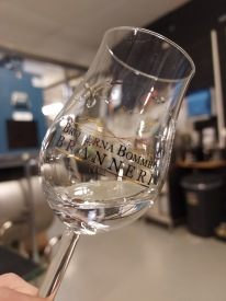 Brödernas Destillatglas - Ett fint glas