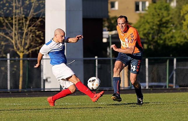 Irfan Mujevic debuterade i BHSK tröja. Foto: Senad Honic