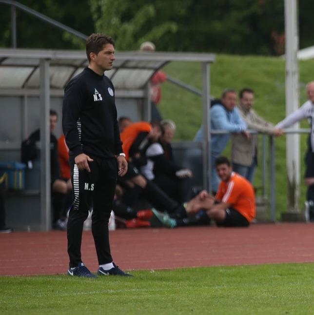 Bosnas tränare Nerim Suman. Foto: Senad Honic-HONA
