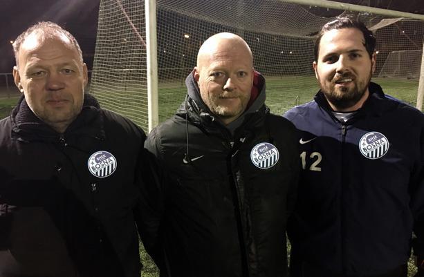 Bosnas nya tränarstab: Rolle, Dan och Edo