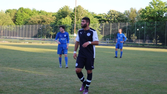 Matchens spelare: Omar E- Ali, Foto: Binaz Alic