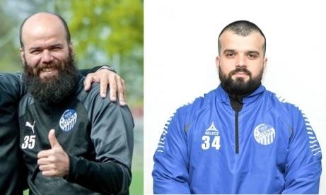 BHSK tränare 2020 Dzenan Toplic & Aleksandar Polomac