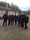 Grupp foto hemresan från Garpenberg