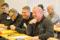 Fr vänster Jukka, Swempa, Morgan; Ronny, Janne