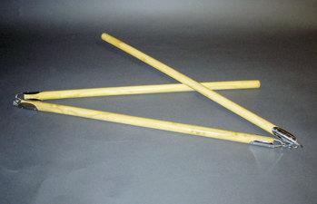 3-Sektioner Käpp (San Jie Gun) -