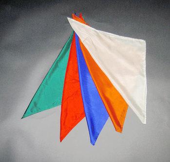 Silkes-stycke för svärd -