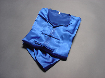 Nanquan-dräkt herr - Blå S
