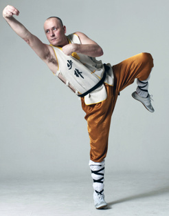 Peder Finnsiö, instructor Shaolin
