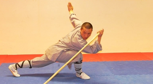 Yongtao Xing, instructor Shaolin