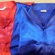 Chanquan-dräkt - Storlek XL Blå + Röd