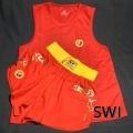 Sanshou-set pro rött