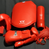 Sanshou sparring set