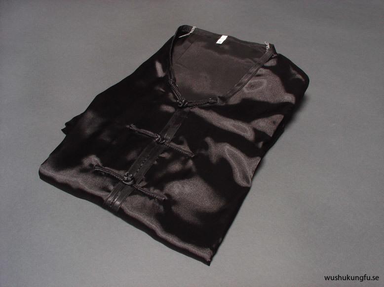 Nanquan-dräkt svart