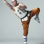 Peder Finnsiö, instruktör Shaolin