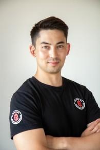 Tomio Araki, instruktör shaolin