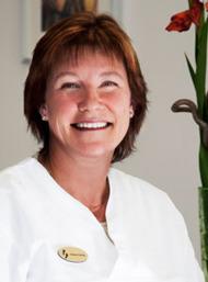 Anna-Maria Bielenstein, diplomerad medicinsk fotterapeut