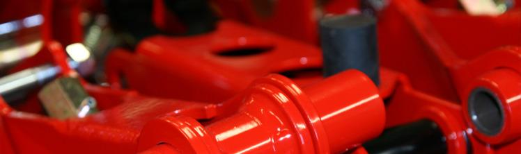 Produktdetalj som producerats i vår legoproduktion.