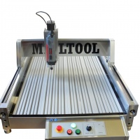 CNC fräsmaskin Milltool MT04 4