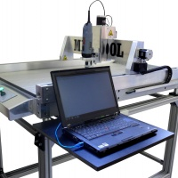 CNC fräsmaskin Milltool MT04 8