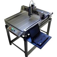 CNC fräsmaskin Milltool MT04 9