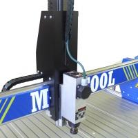 MT02 Z axel tekno motor spindel