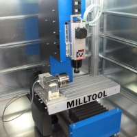 CNC fräsmaskin Milltool MT03 6